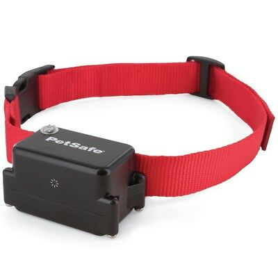 Petsafe Stubborn Dog Extra Receiver Collar Pet Red Large Small Training Aid