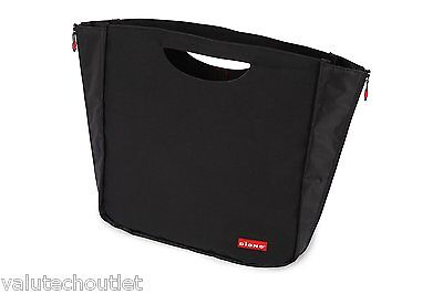 Diono 3-in-1 Baby Organiser for Buggy, Car Organisation or Carry Bag Black