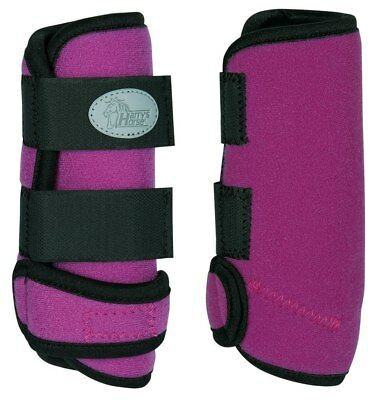 Protection boots Tiny - RRP $44.95 in Black, Purple, Rose Pink, Royal Blue
