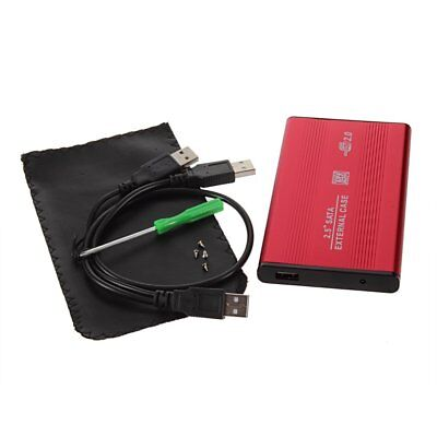 2.5 inch USB 3.0/2.0 SATA External Hard Drive Mobile Disk HD Enclosure/Case XP
