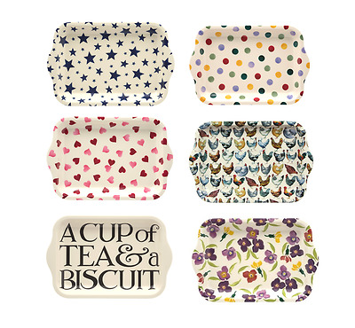 Emma Bridgewater New Melamine Small Scatter Tray New Sold For Hospice