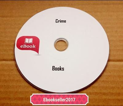 Crime / Thriller 1000 + Ebooks in Kindle,Epub & PDF Format Mixed Media on a disc