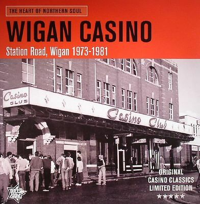 VARIOUS - The Heart Of Northern Soul: Wigan Casino Soul Club 1973-1981 - LP