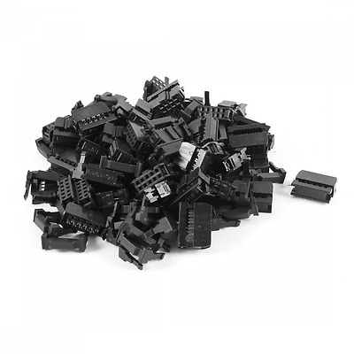 50 Pcs IDC Connector FC-10P 10Pin Female Header 2.54mm Pitch
