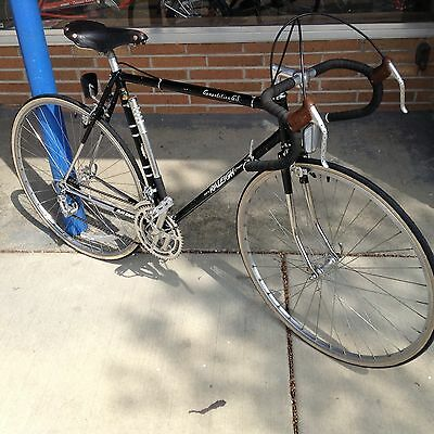 Raleigh Competition GS vintage road bike 10-speed