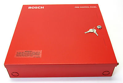 NEW Bosch D8109 Fire Enclosure Red