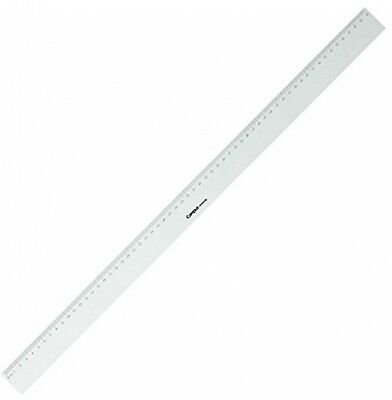 Campus University 1060 Plastic Ruler 60 Cm