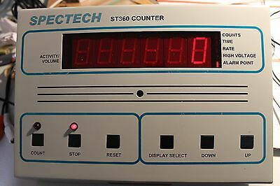Spectrum Techniques Spectech ST-360 Counter