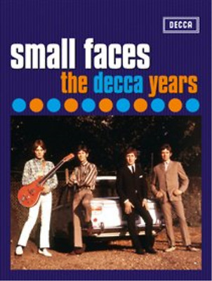 Small Faces-The Decca Years  (UK IMPORT)  CD / Box Set NEW