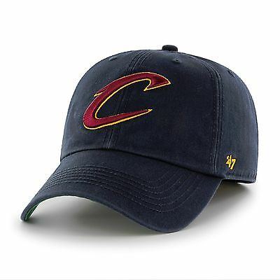 47 Brand NBA Cleveland Cavaliers Adult Cap Hat **VERY HIGH QUALITY**