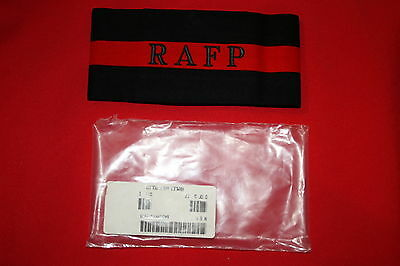 Original British Military Issue Raf Police Armband Royal Air Force