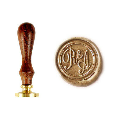 Custom wax seal stamp personalized your initials wax seal stamp wedding  stamp