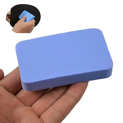 Tennis Accessory Rubber Cleaning Sponge Easy To Use Ping Pong Racket Cleaner