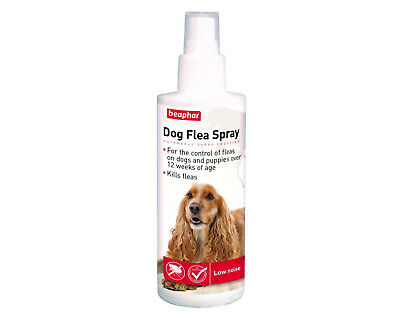 Beaphar Dog Flea Spray 150ml  41157 - Posted today if paid before 1PM