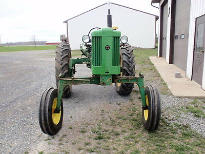 John Deere 40H Hi-Crop Two-cylinder Tractor, THIS IS A GOOD INVESTMENT!!!