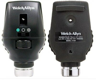 Welch Allyn Ophthalmoscope # 11720. Coaxial 3.5V