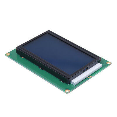 12864 128x 64 LCD Module Blue Backlight V5L7