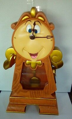 Cogsworth Clock - Beauty and the Beast  big ben Figurine new free post