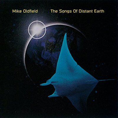 """Mike Oldfield-The Songs of Distant Earth  (UK IMPORT)  Vinyl / 12"""" Album NEW"""