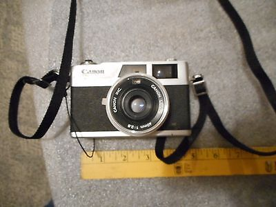 Vintage CANON CANONET 28 35 mm camera
