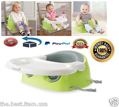 Baby Summer Chair Positioner 3-in-1 Infant Support Me Seat With Booster