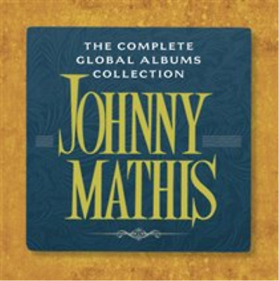 Johnny Mathis-The Complete Global Albums Collectio (UK IMPORT)  CD / Box Set NEW
