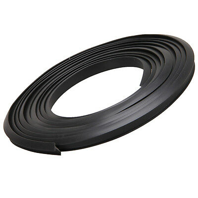 2M J-Shape Car Weatherstrip Window Door Seal Noise Protector Sealing Hollow