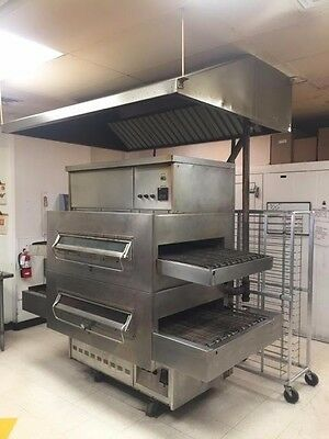 Middleby Marshall PS360 Pizza Oven, Exhaust Hood Included!