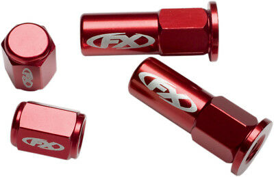 Factory Effex Rim Lock Kit Red 0304-0091