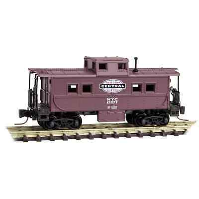 MTL #535 00 410 Z Scale NYC Caboose Road #17577