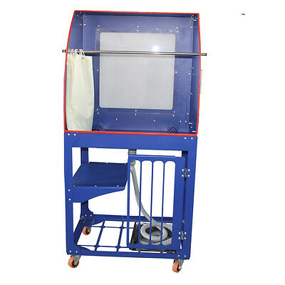 Screen Printing Chemical Cleaning Tank Vertical Type Washout Tank Backlight