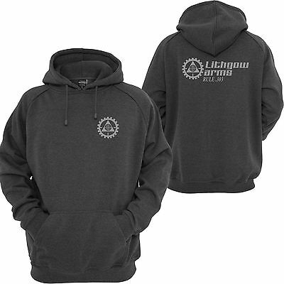 Lithgow Arms Shooting Hunting Defence Military Hoodie