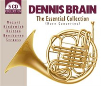 Dennis Brain: The Essential Collection  (UK IMPORT)  CD / Box Set NEW
