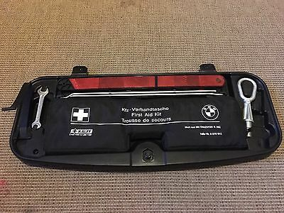 BMW E60 Panel Cover First Aid Tool Kit 5 Series