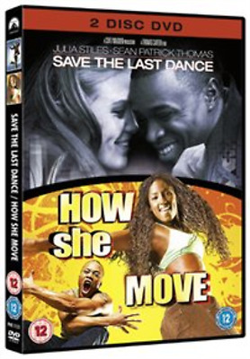 Boyd Banks, Cle Bennett-Save the Last Dance/How She Move  (UK IMPORT)  DVD NEW