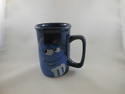 M&M Blue Novelty Coffee Mug