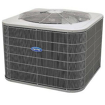 Carrier 5 TON Heat Pump AC Condenser With Pad - Air Conditioner R-410A