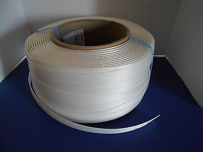 """770' COMPOSITE POLY CORD STRAPPING SHIPPING STRAP CC125 1-1/4""""x 770'x 3550 lbs."""