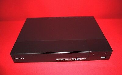 Sony BDP-S6500 4K UHD upscaling 3D Blu-Ray player with built-in Wi-Fi