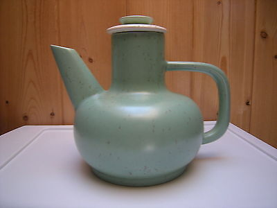 Mid Century 1950's Deco Styled Tea Pot Unique Decorator Item