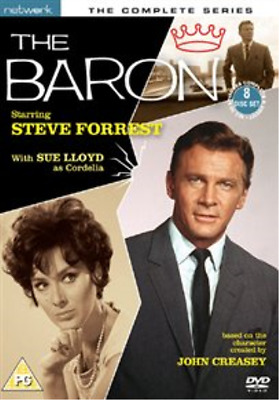 Steve Forrest, Sue Lloyd-Baron: The Complete Series  (UK IMPORT)  DVD NEW