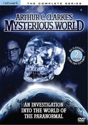 Arthur C Clarke's Mysterious World: The Complete Series  (UK IMPORT)  DVD NEW