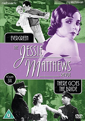 The Jessie Matthews Revue Vol. 6 (Evergreen / There Goes Th (UK IMPORT)  DVD NEW