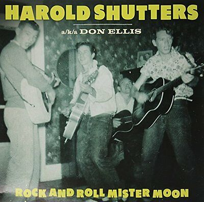 Shutters, harold - Rock and Roll Mister Moon Vinyl LP  NEU