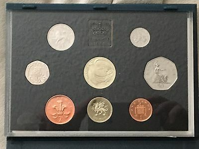 Great Britain 1995 Proof Set