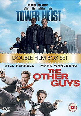 Tower Heist / The Other Guys  (UK IMPORT)  DVD NEW