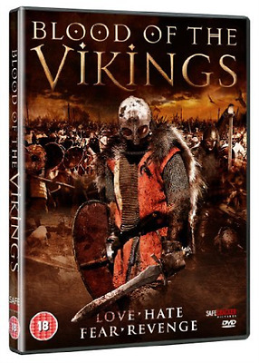 Jane March, Greg Melvill-Smith-Blood of the Vikings  (UK IMPORT)  DVD NEW