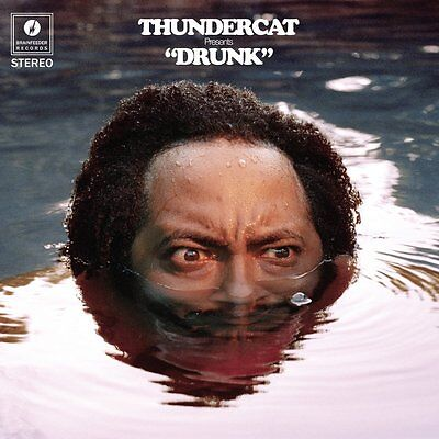 THUNDERCAT Drunk BOX SET 4 LP Deluxe Limited Nuovo