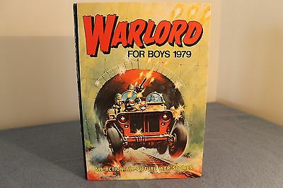 Vintage Warlord Annual 1979