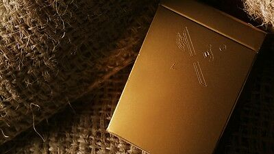 The KINGS Deck (White/Gold) by Madison & McKinnon #Cardistry #Magic #Sold Out